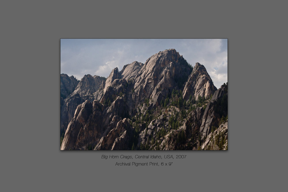 Big Horn Crags, Challis National Forest, Central Idaho, USA, 200