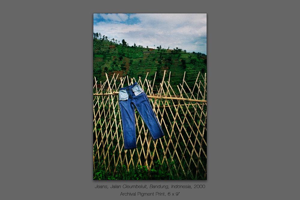 Blue Jeans, Jalan Cieumbeluit, Bandung, Indonesia, 2000