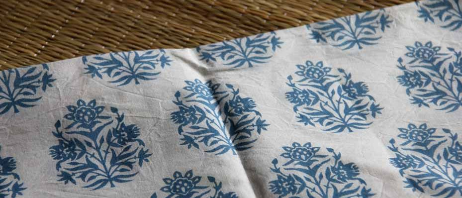 Pattern-Herbal Fab