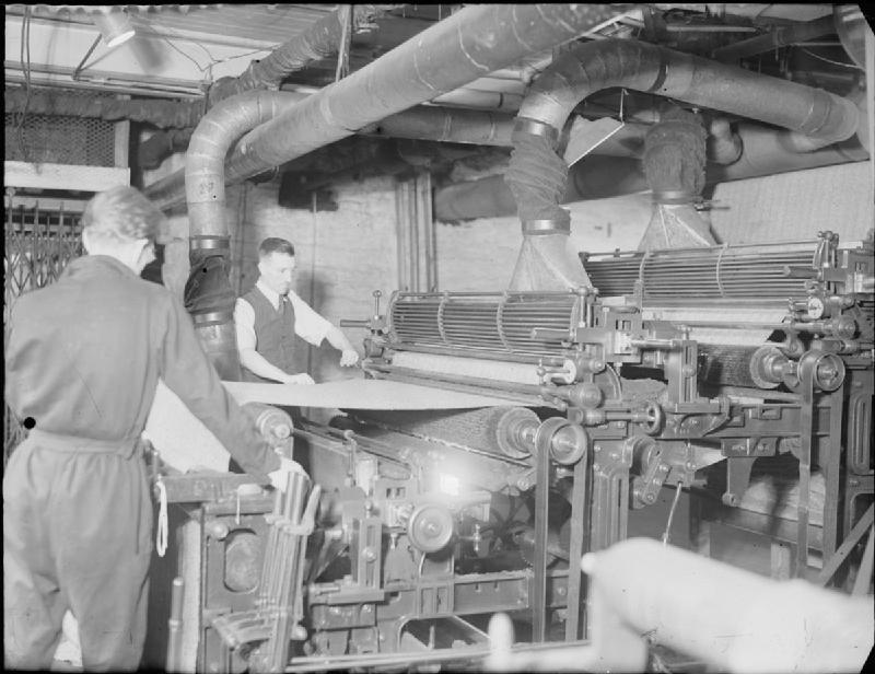 Yorkshire-Mill