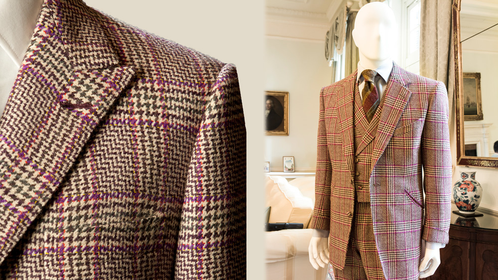 Tweed-Blazers