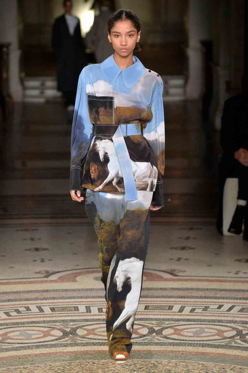 Stella McCartney 2017 Winter Collection Courtesy The National