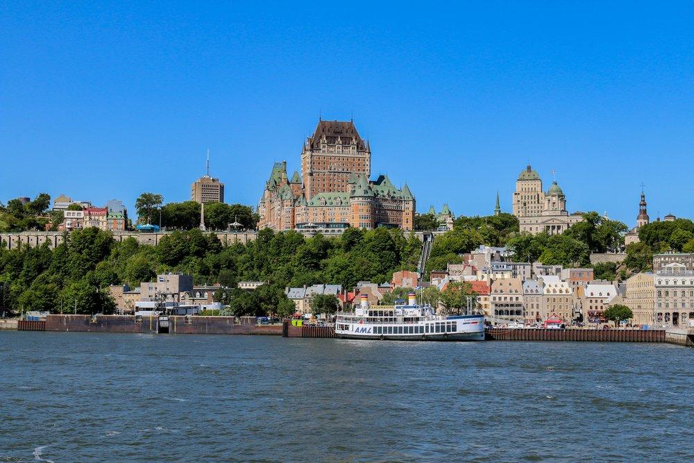 Québec, Canada. Courtesy of Pixabay