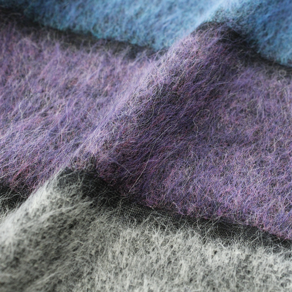 Single Knit - Purple