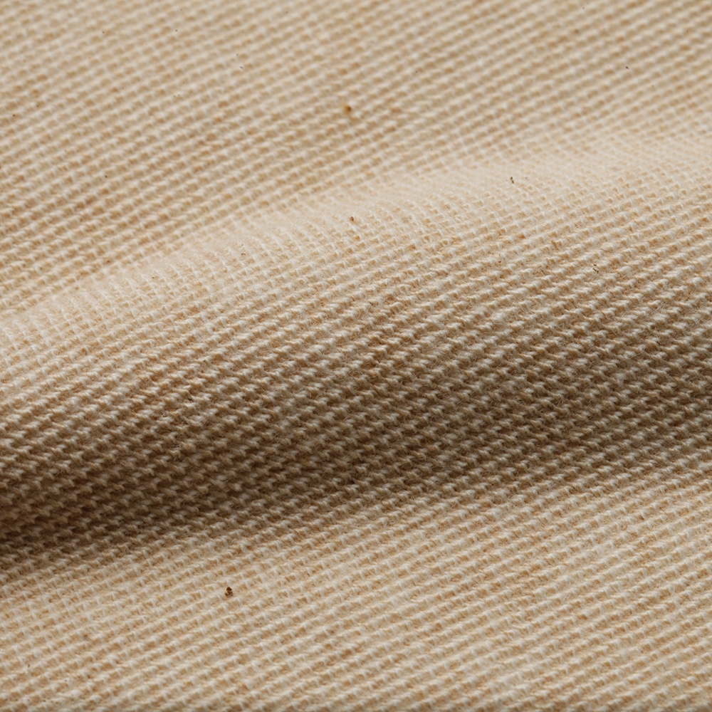 Organic Cotton Knit in Light Brown