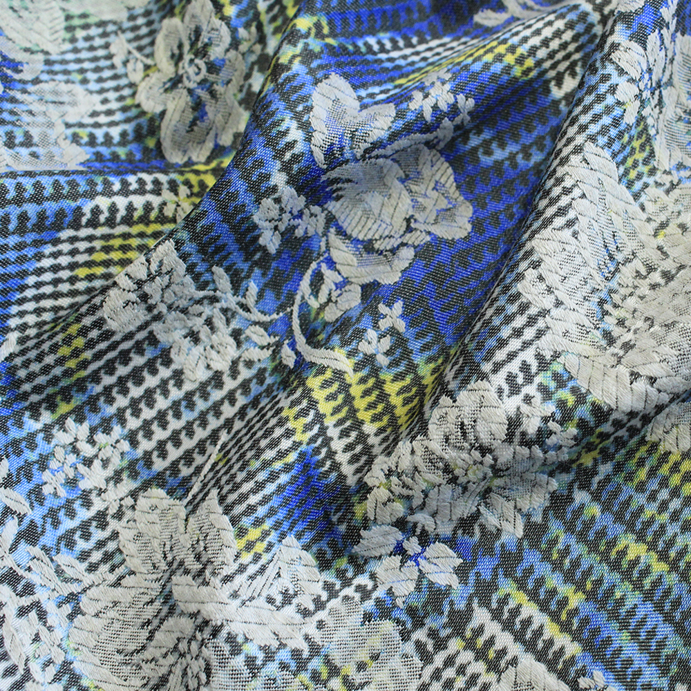 Stretched Jacquard- OP. Diadord STF DIS. Flower Net