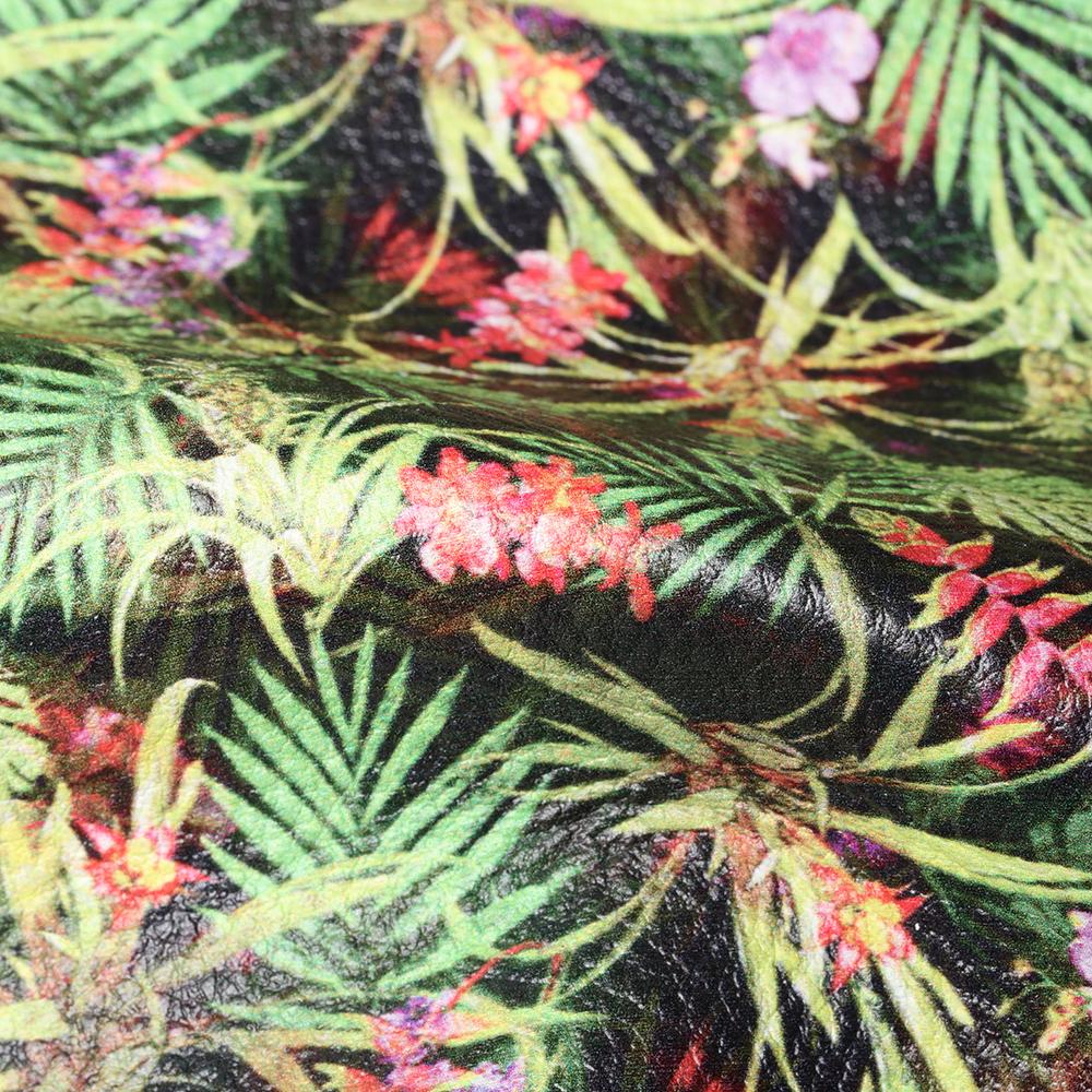 Fazer - TropicalPrint.green.drape