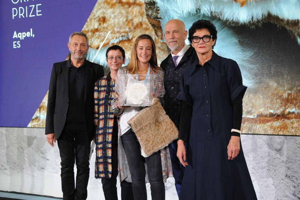 Award Winners at Grand Prix 2017 for PV Leather
