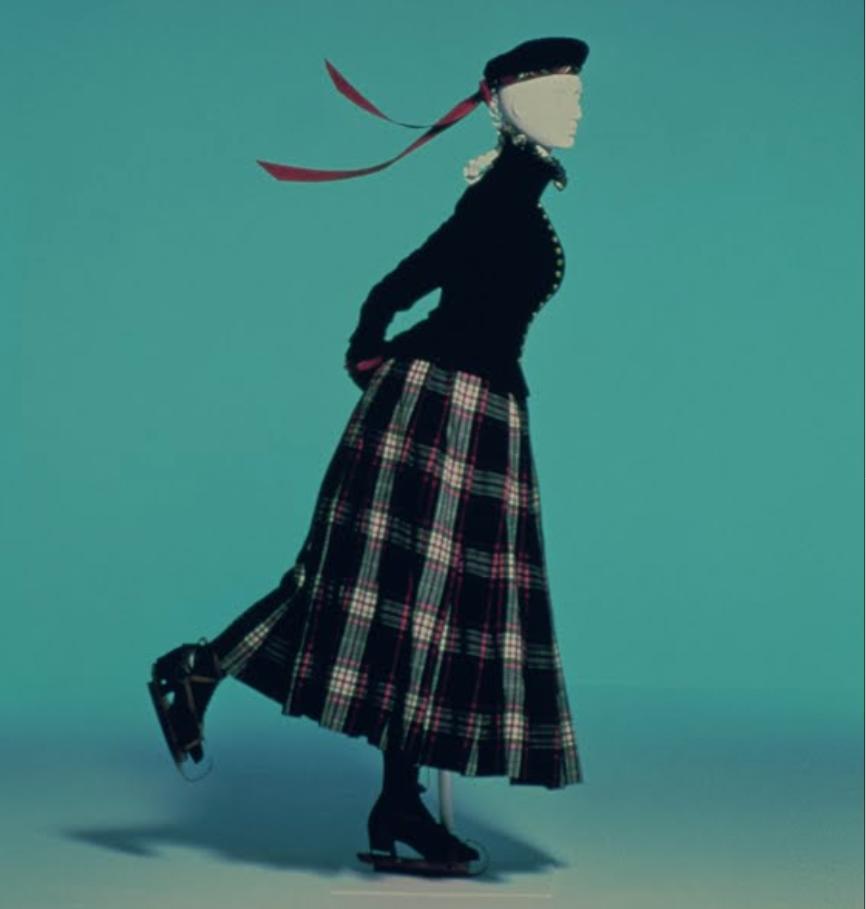 Jacket, Skirt from 1980 ©The Kyoto Costume Institute, photo by Taishi Hirokawa