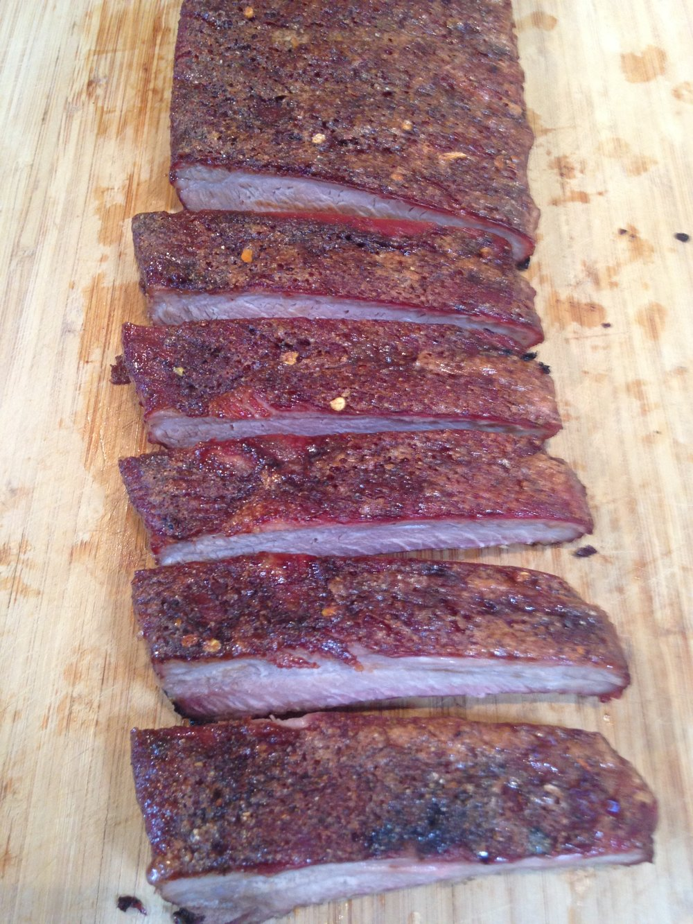Top View Glazed Ribbs (2).JPG