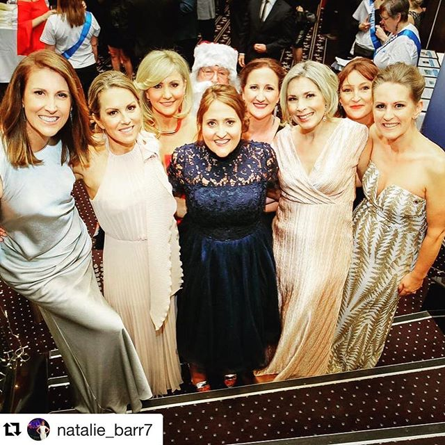 #Repost @natalie_barr7 (@get_repost) ・・・ These women! Sydney mums who tonight will go over the ONE MILLION dollar mark.. money for cancer research.  Amazing!@fightonthebeach @sunriseon7 @willowbelleportraits Dress by: @camillaandmarc