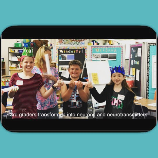 """Miss Erin is AWESOME! She completely """"gets"""" kids and knows how to connect and engage them. We look so forward to the lessons! - -Sun Prairie Area Schools Kindergarten Teacher"""