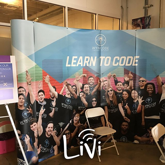 In the last 24hrs, we've had the pleasure to see Miami's best in #tech come together as a Dream Team. THANK YOU @emergeamericas and @wyncode and @thelabmiami for an awesome experience! The #hackathon was 🤓. We met very cool people from entrepreneurs to coders to parents inspiring their little ones to do and not follow. Can't wait to be here next year! See you all tomorrow at #ea17. #miamitech #miamitechemerging #miamistartup #miami #veteranowned #veteranstartup #livestreaming #ondemand #veteran #entrepreneur #VETPRENEUR