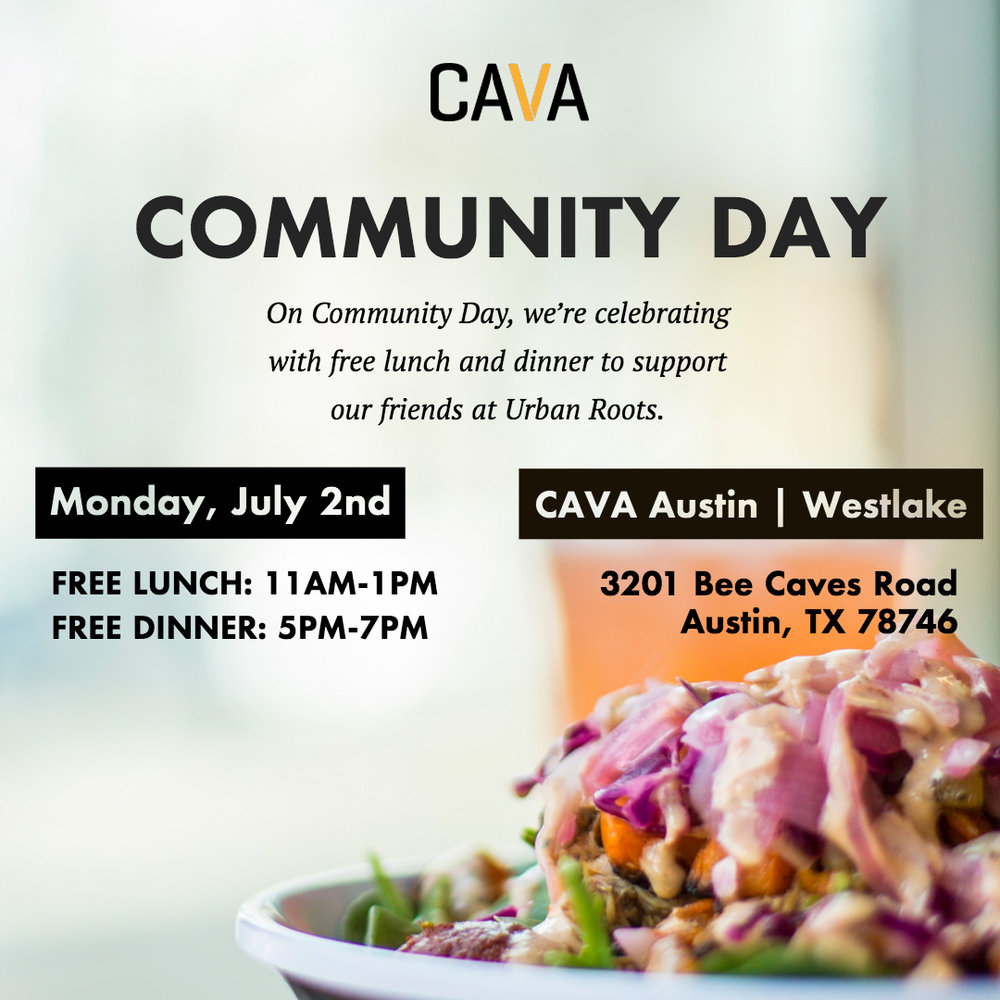 CAVA WESTLAKE COMMUNITY DAY OPEN TO THE PUBLIC.jpg