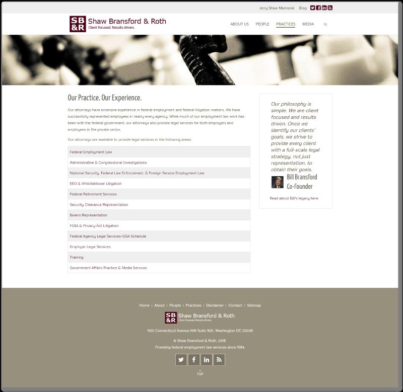 Former SBR Practice Page