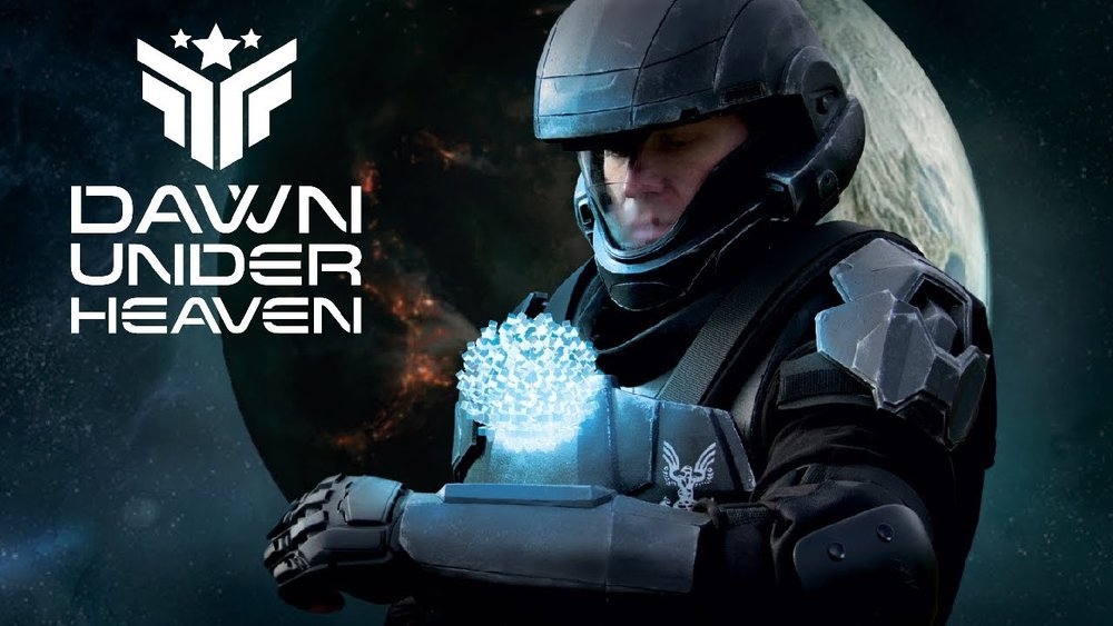 Dawn Under Heaven - A Fan Film - A futuristic war film based on the Halo franchise, Dawn Under Heaven takes place during the fall of planet Reach by the Covenant armada in the year 2552. It's a story about friendship, hope, and sacrifice in the face of overwhelming odds.