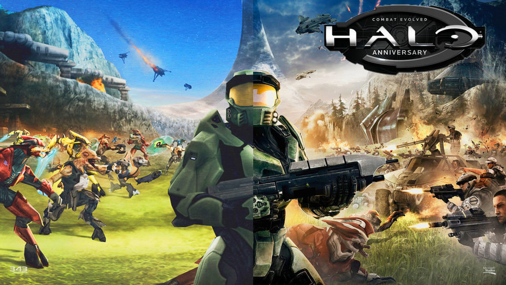 Halo: Combat Evolved - COMPLETE GAME PLAY THROUGH