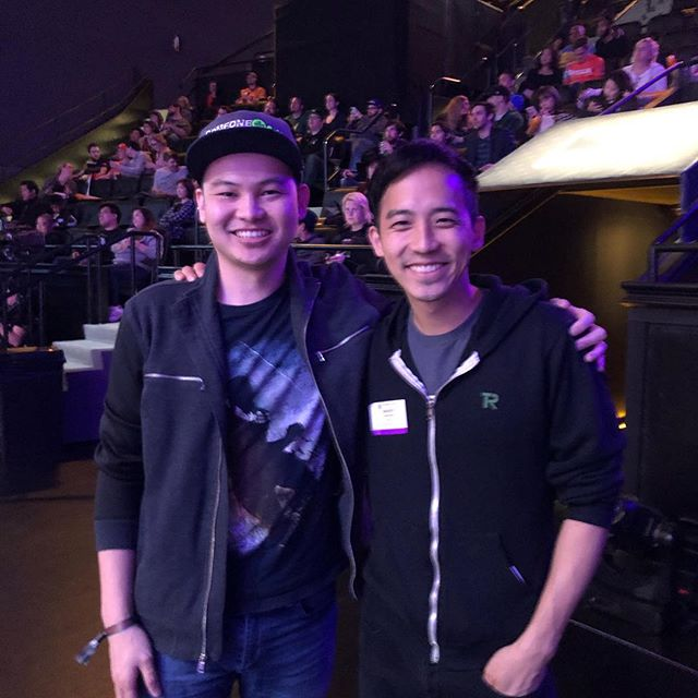 Great day for Team S.P.A.H. We got to meet one of our favorite #Mtg personalities. Thank you @jfwong for being so amazing. Definitely made our day.  #mtgcommander #mtgcommunity #mulan #mulanliveaction #mtgarena #mtgaddicts #mtgcard #mtgcards #mtgtcgplayer #life #igers #instagood #instadaily