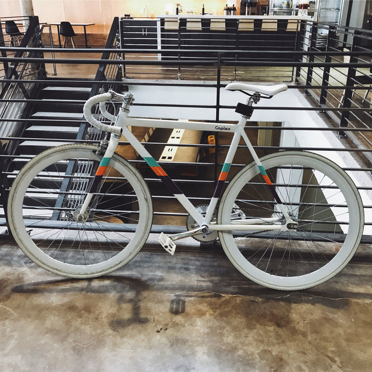 COPLEX - Coplex is a Co-working space that employs developers an designers across different specialities. Check out our awesome bike builder to see their handiwork.