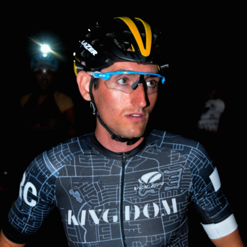 Jake Spelman - 24 years oldLighting SalesmanCat. 2 Road Cyclist for Bike Accident AttorneysFrom Gilbert, AZ.