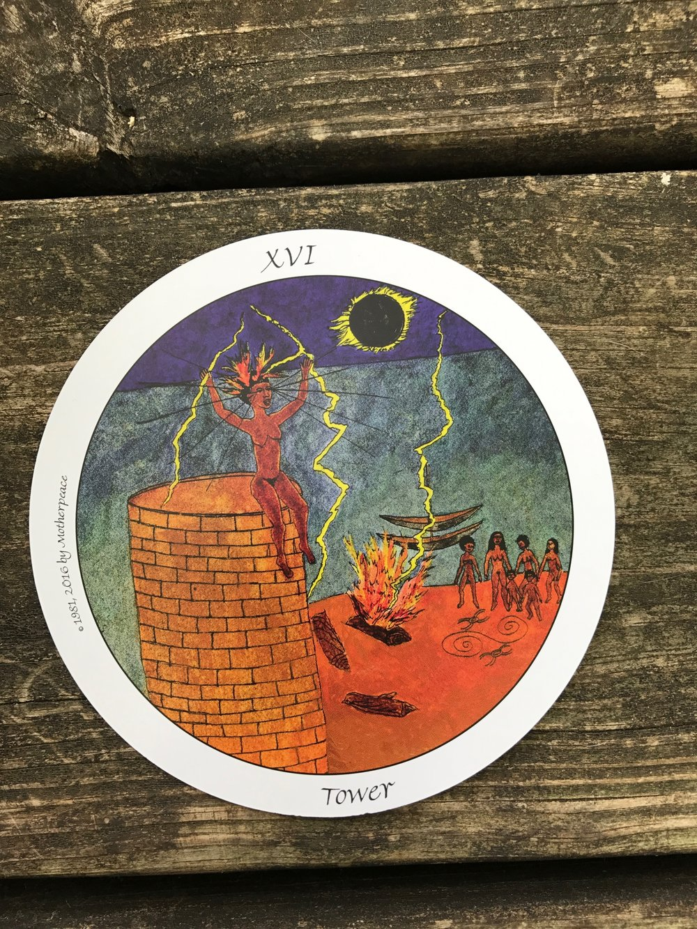 Tarot Guided Self-Care — ROSEMARY BARRIA