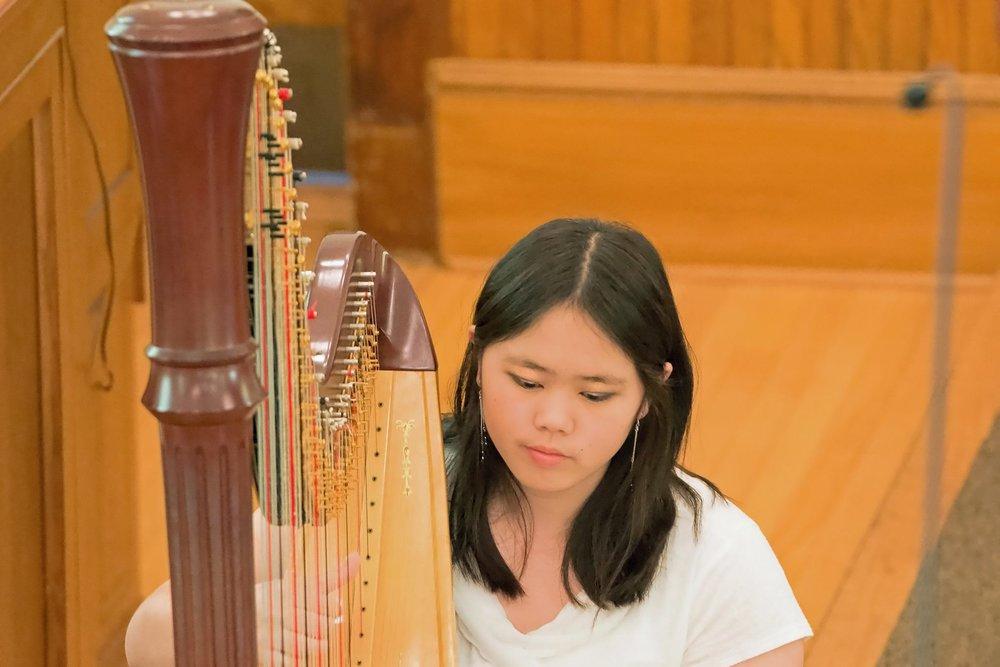 Pedal Harp - Church - 2016 .jpg