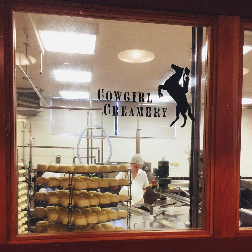 Red Hawk (my favorite Cowgirl Creamery cheese).