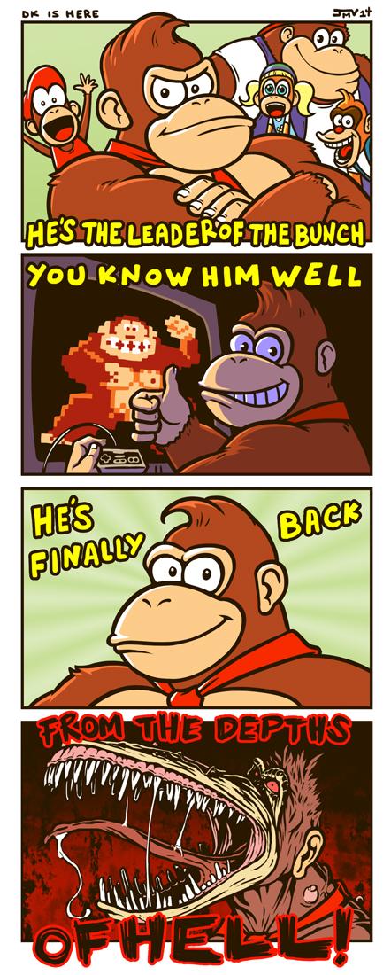 DK is here