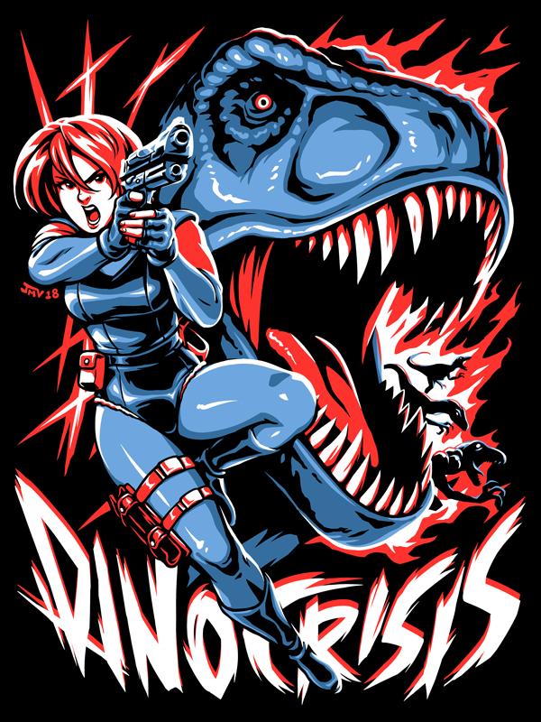 Dino Crisis - You're Extinct