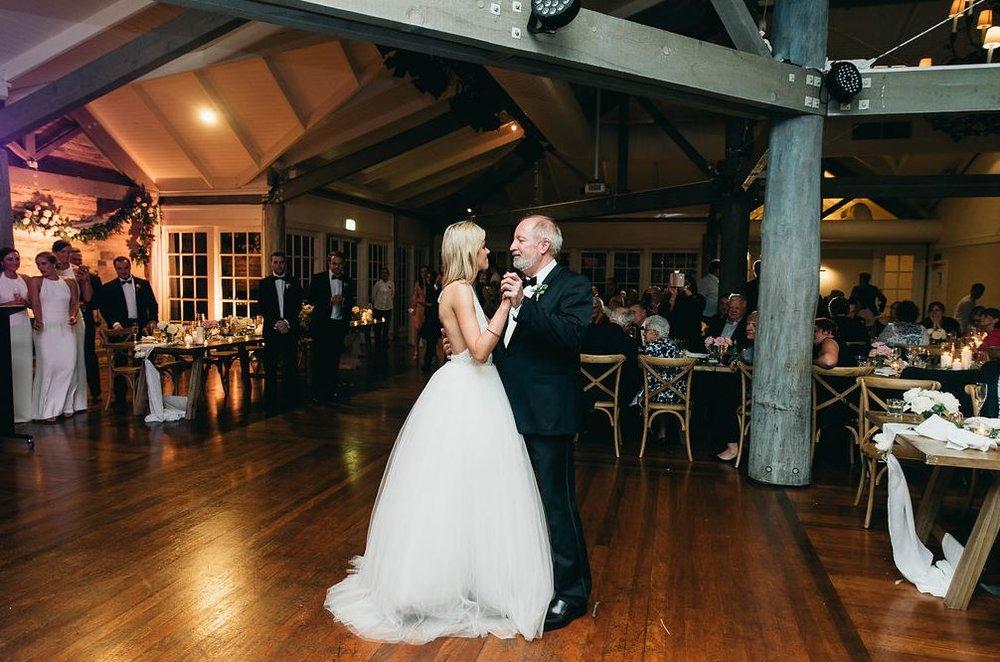 Father & Daughter Dance Brisbane - Wedding Dance - Bossa Latina