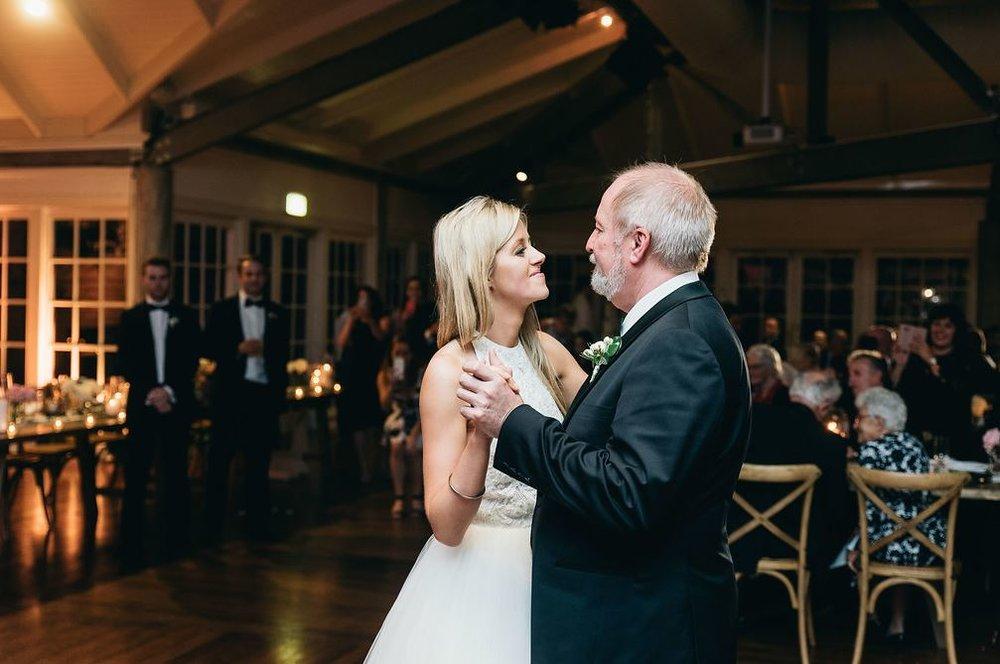 Father & Daughter Dance - Wedding Dance Brisbane - Bossa Latina