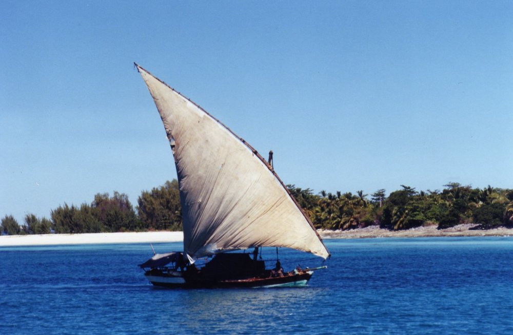 Madagascar, sailing, diving and snorkelling. Live-aboard