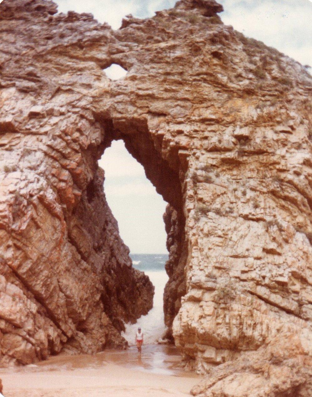 Arch Rock Keurbooms River -
