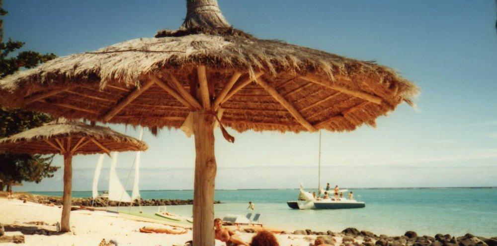 Paradis Beach -