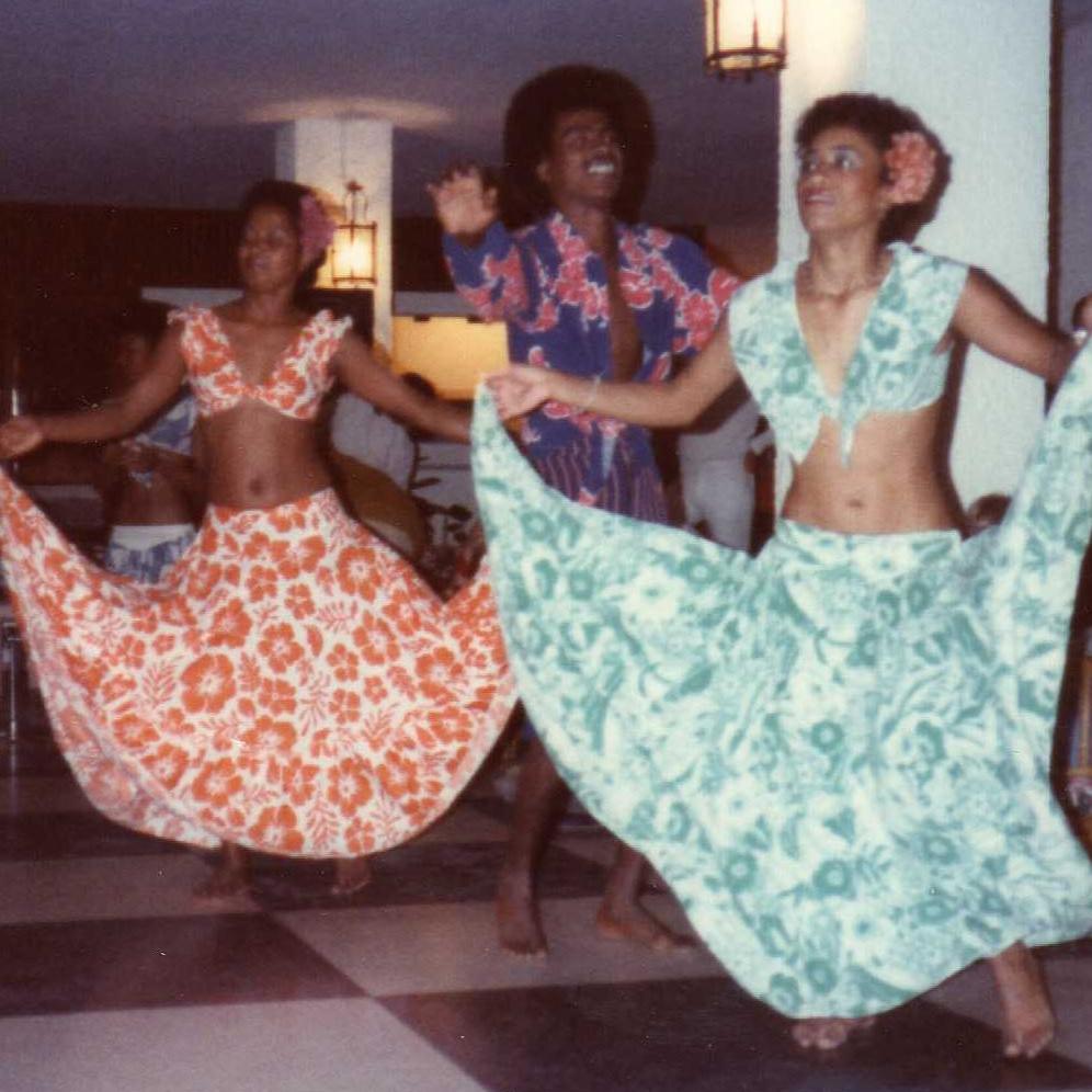Sega dancers -