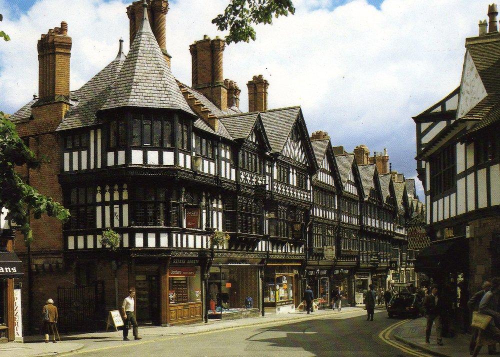 Chester Tudor Style -