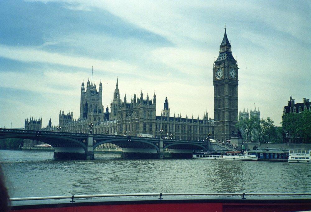 London Westminster Abbey -