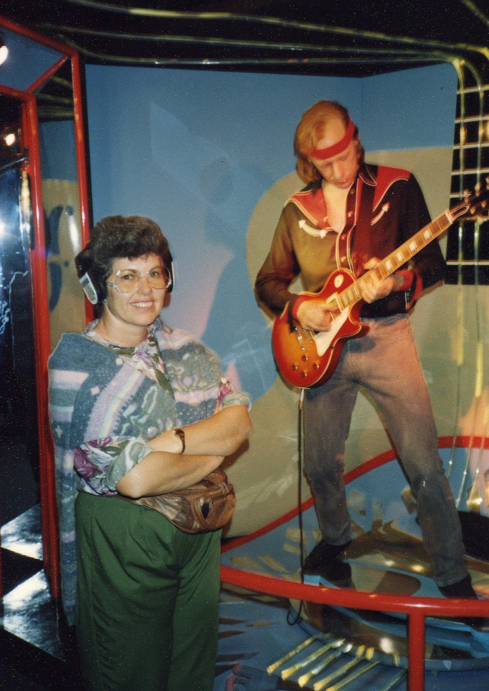 Dire Straits Rock Museum -