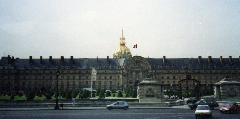Military academy Paris -