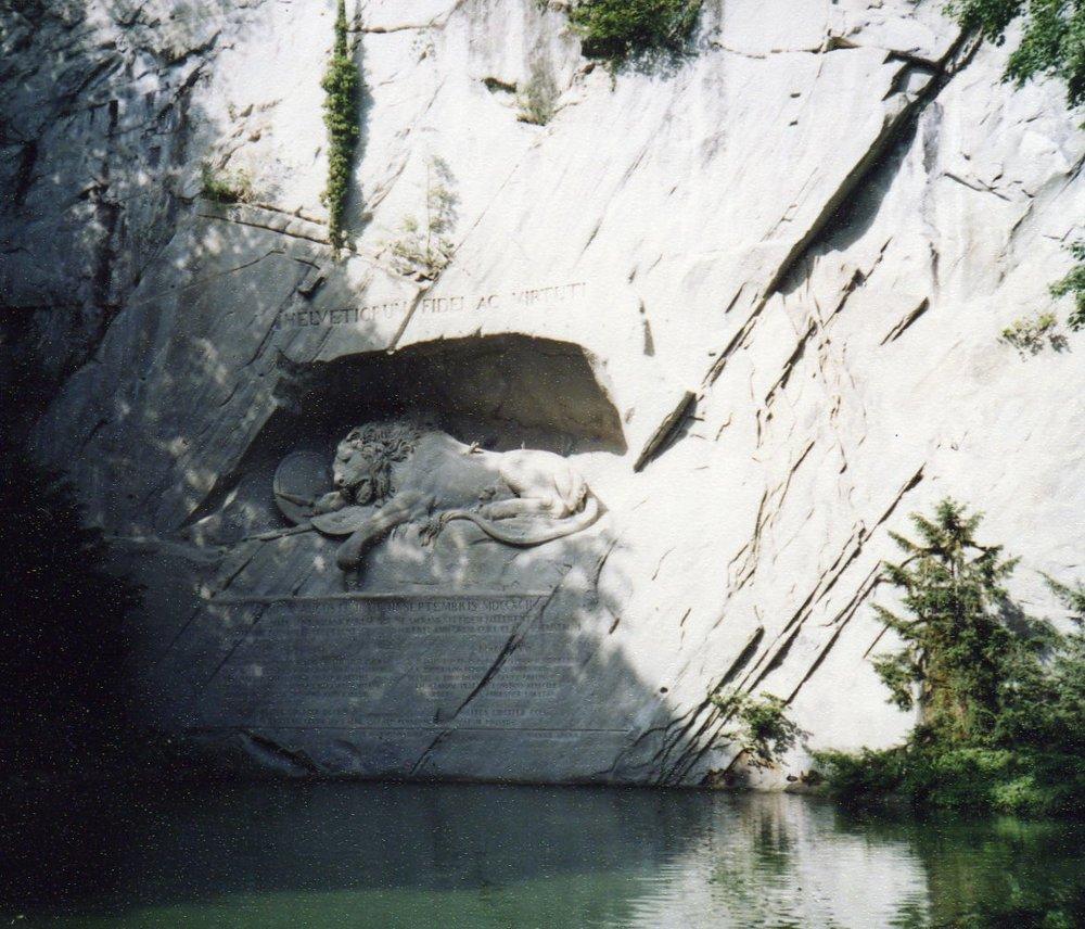 Lion Monument -
