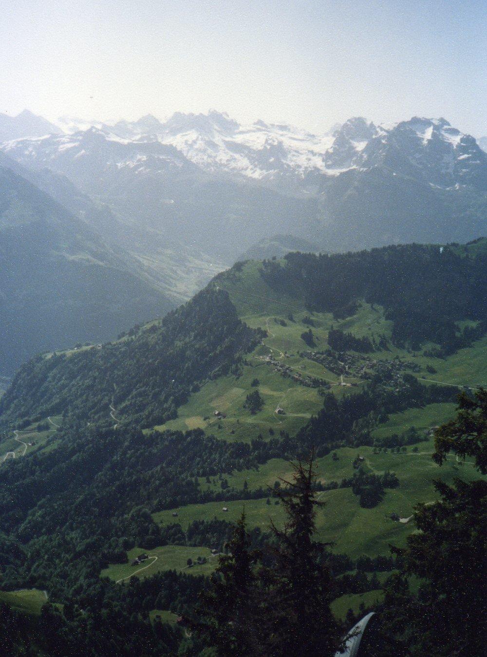 Spectacular scenery -