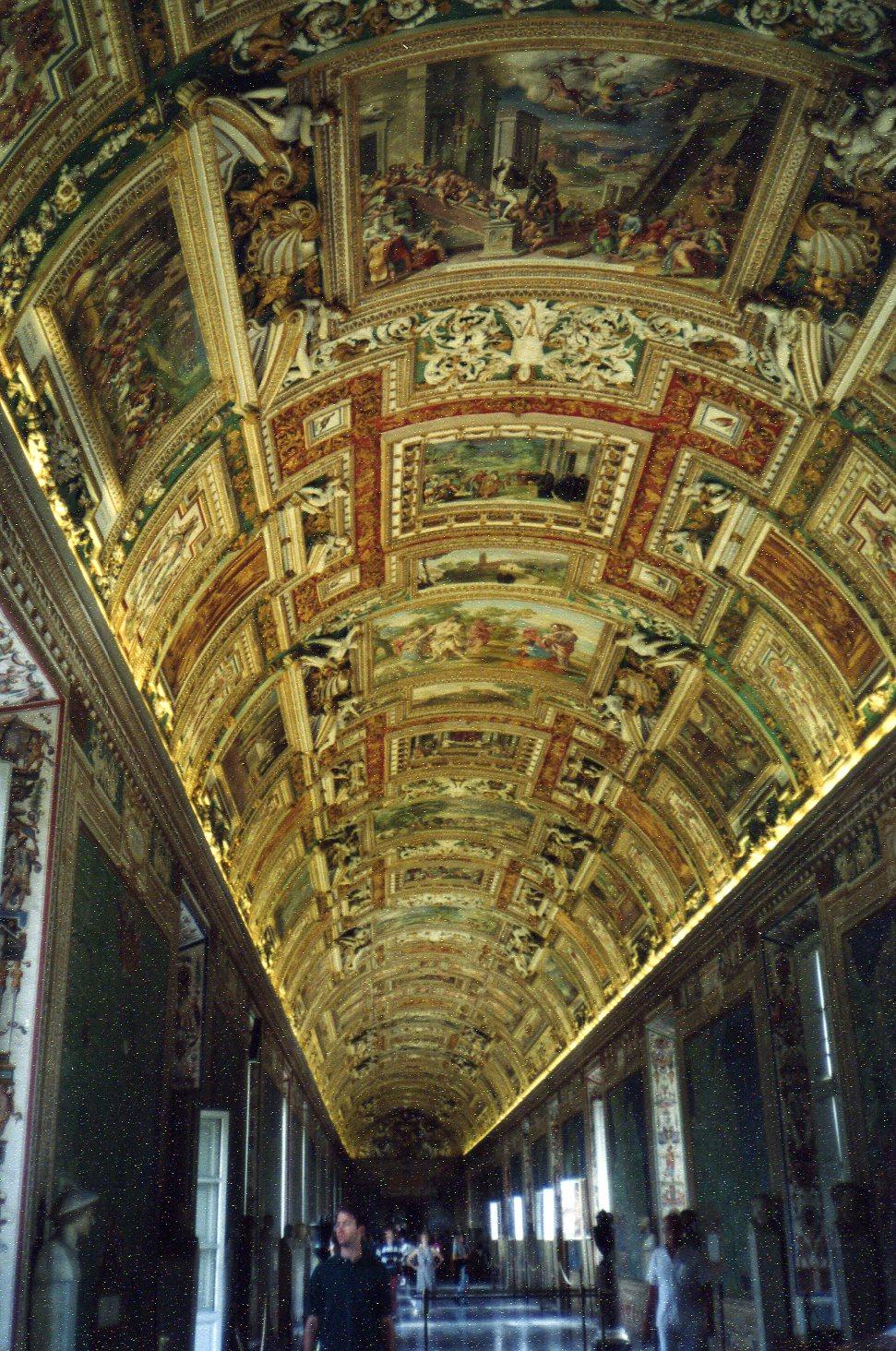 Maderno's nave -