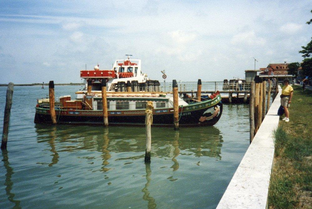 Quaint Boat -