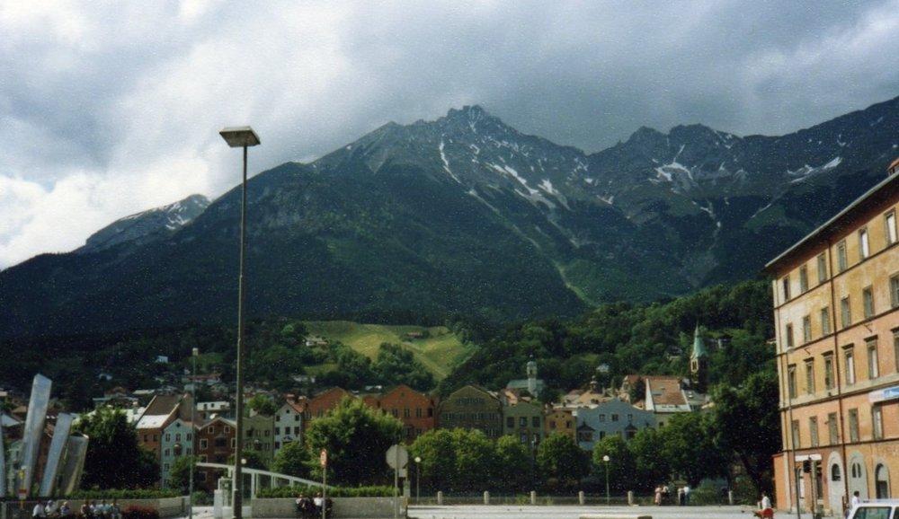 Mountain view Austria -