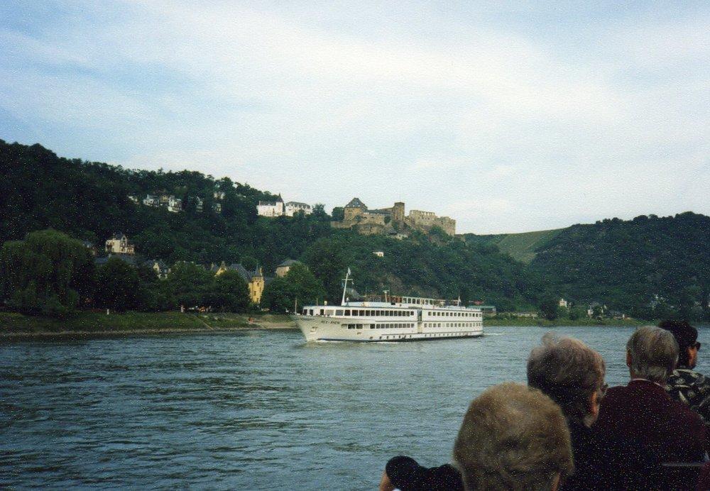 Cruising the Rhine -