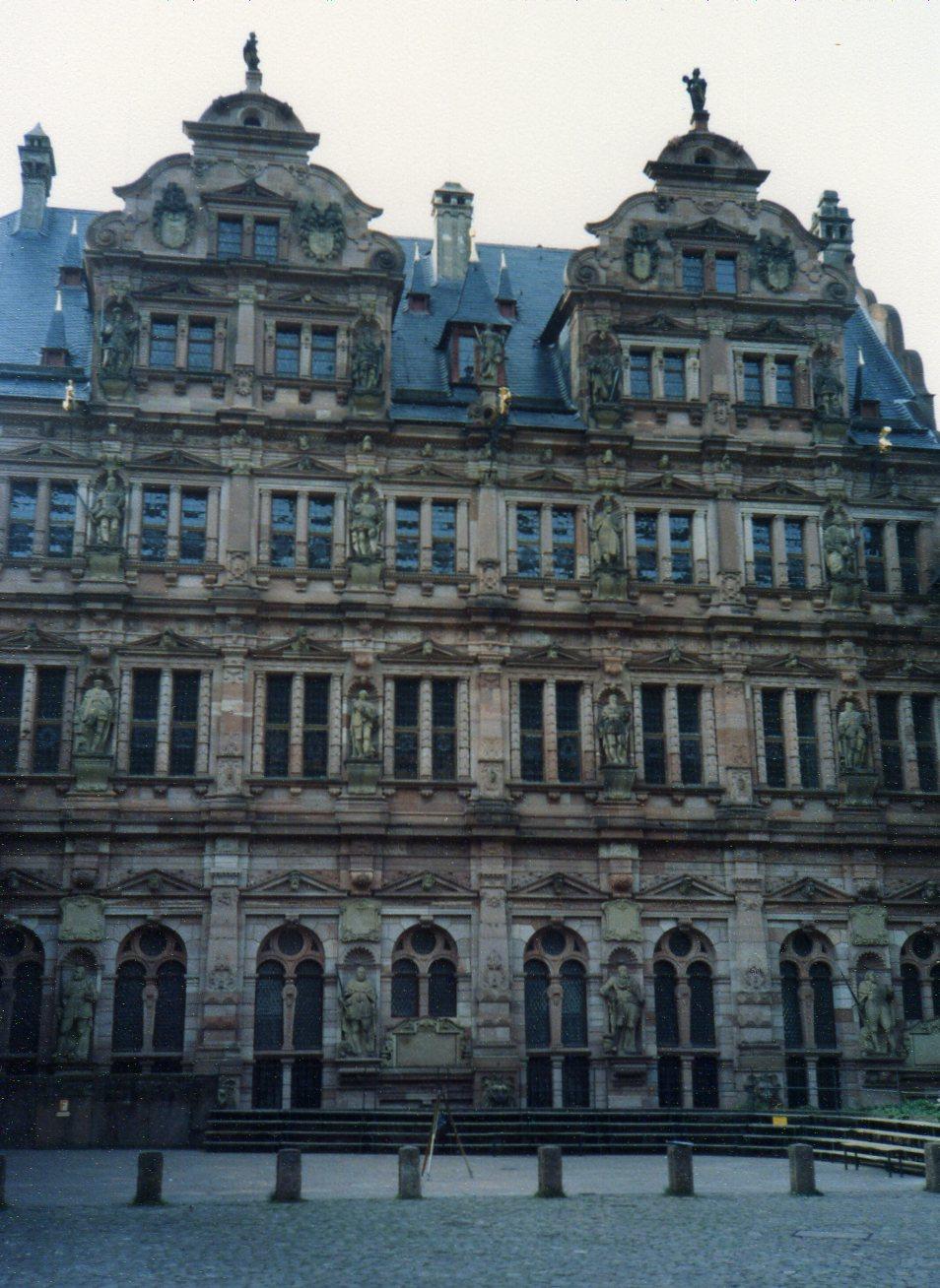 Heidelberg castle -