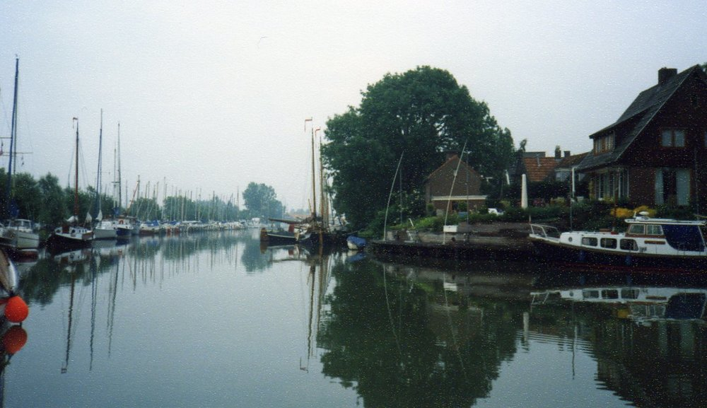 Canal at Monickendam -