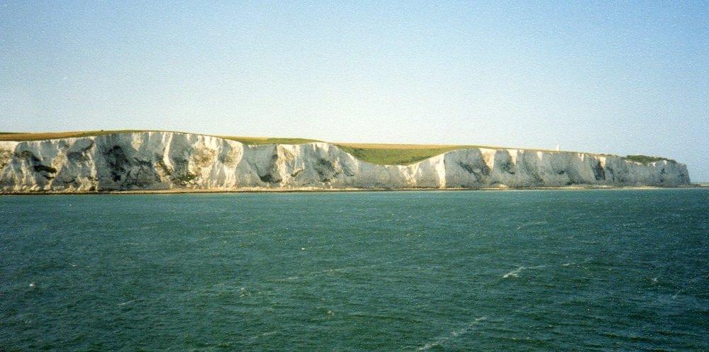 White Cliffs of Dover -