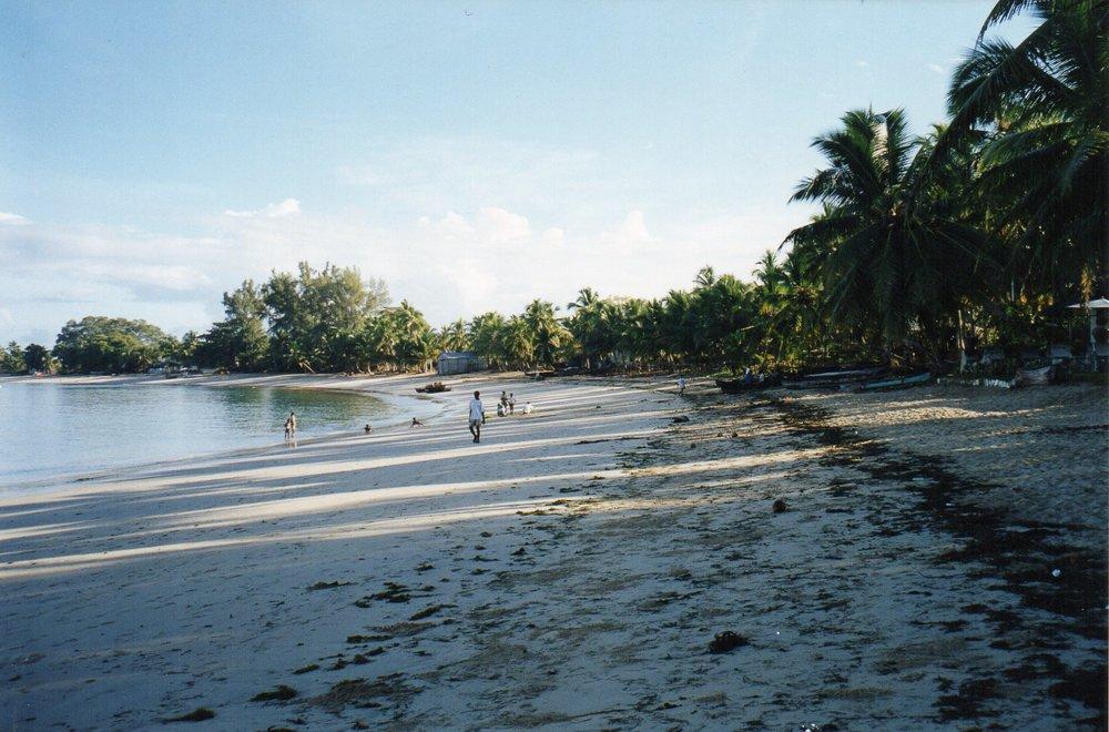 Ambatoloake beach, Nosy Be