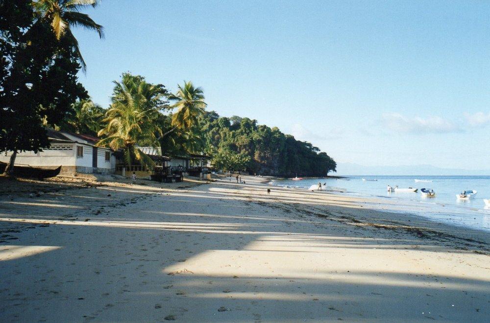 Beach at Ambatoloake